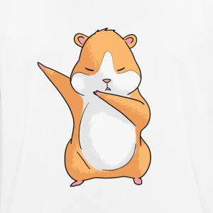 Dancing Hamsters - Teddyhamster Dabbing Dancing - Men's Breathable T-Shirt
