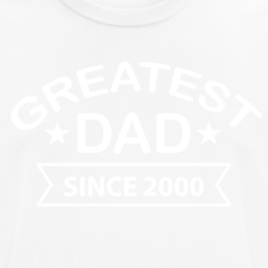 Greatest Dad Siden 2000 - Pustende T-skjorte for menn