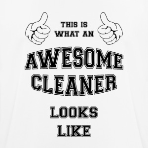 AWESOME CLEANER - Andningsaktiv T-shirt herr