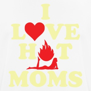 HOT MOMS - Herre T-shirt svedtransporterende