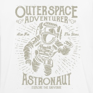 Astronaut - Outerspace - Men's Breathable T-Shirt