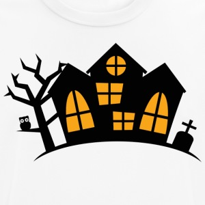 Haunted House - Men's Breathable T-Shirt