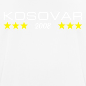 KOSOVAR 2008 - Men's Breathable T-Shirt