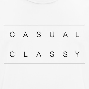 CasualClassy - Men's Breathable T-Shirt