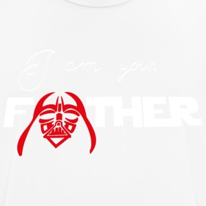 I Am Your Father - mannen T-shirt ademend
