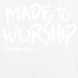 Made to Worship - Men's Breathable T-Shirt