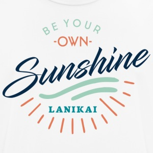 be your own sunshine 3 - Männer T-Shirt atmungsaktiv