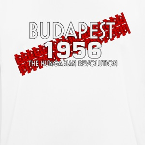 Budapest 1956, hungarian revolution soviet - Men's Breathable T-Shirt