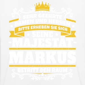 His Majesty Markus - Men's Breathable T-Shirt