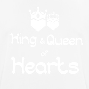 King and queen of Hearts 3 - Men's Breathable T-Shirt