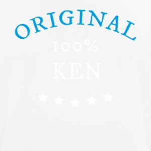Ken original del regalo del 100% - Camiseta hombre transpirable