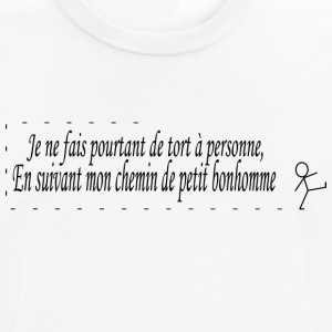Citation01 - T-shirt respirant Homme