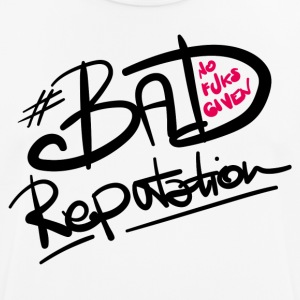 Bad Reputation - W - mannen T-shirt ademend
