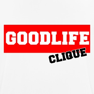 GoodLife Clique - Men's Breathable T-Shirt