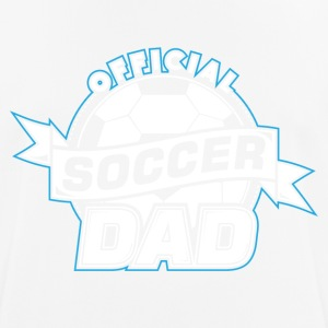 Soccer Dad! Football Daddy! Football dad! - Men's Breathable T-Shirt