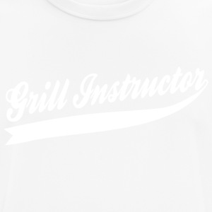 Grill Instructor - Men's Breathable T-Shirt