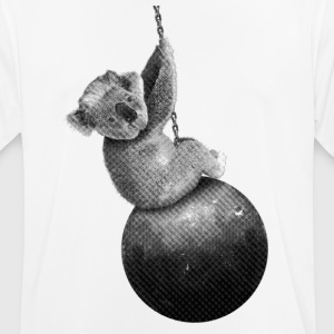 Cyrus Koala - Men's Breathable T-Shirt