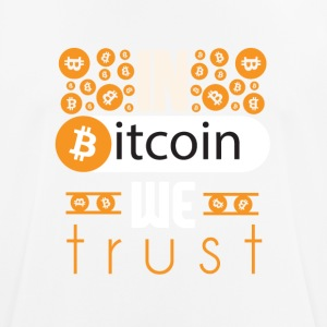 In Bitcoin We Trust - Men's Breathable T-Shirt