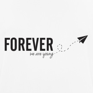 BTS - Forever we are young - Männer T-Shirt atmungsaktiv