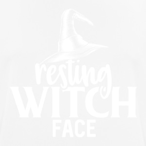 Resting Witch Face - Men's Breathable T-Shirt