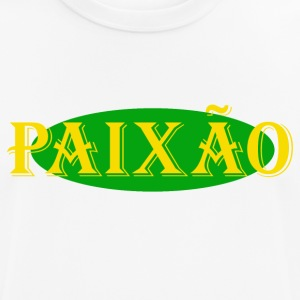 Paixao logo - Men's Breathable T-Shirt