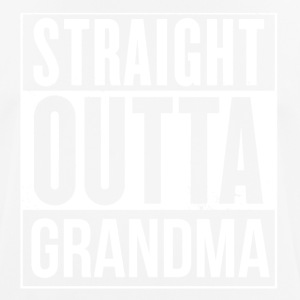 StraightOuttaGrandma - Camiseta hombre transpirable