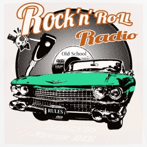 rockandroll radio 03 color - Camiseta hombre transpirable