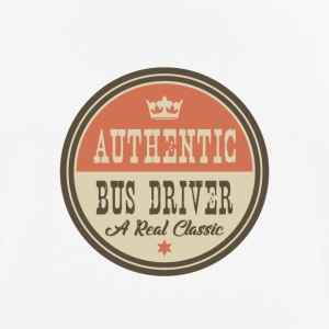 AUTHENTIC BUS DRIVER - BUS DRIVER - Men's Breathable T-Shirt