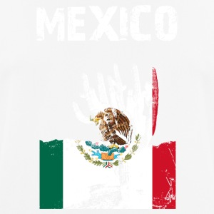 Nation-Design Mexico Saguaro - Men's Breathable T-Shirt