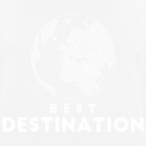Best destination - Men's Breathable T-Shirt