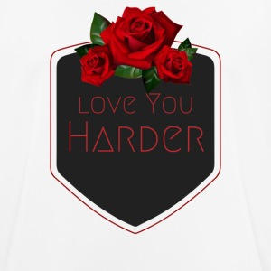 Amarte Harder - Camiseta hombre transpirable