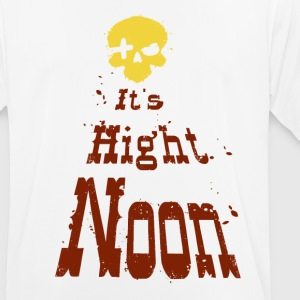 It's Hight Noon - Men's Breathable T-Shirt