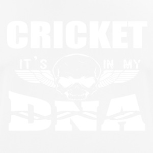 CRICKET - It's in my DNA - Men's Breathable T-Shirt