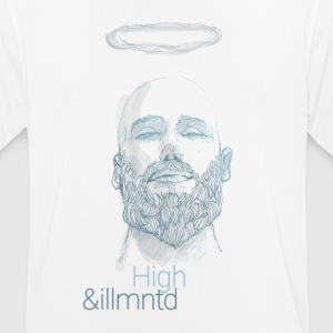 "Herbalist - ""High & Illuminated"" - Men's Breathable T-Shirt"
