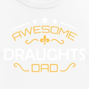 Draughts dad - Men's Breathable T-Shirt