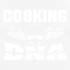 COOKING - It's in my DNA - Men's Breathable T-Shirt
