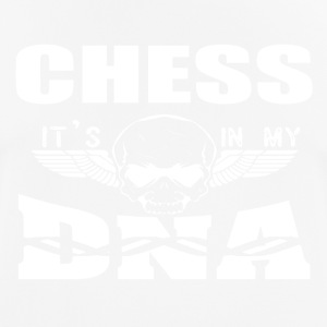 CHESS - It's in my DNA - Men's Breathable T-Shirt