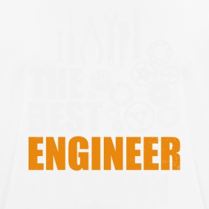 Best Engineer In Town - Men's Breathable T-Shirt