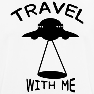 ++ Travel with me ++ - Men's Breathable T-Shirt