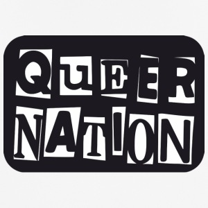 Queer Nation - Camiseta hombre transpirable