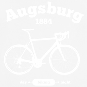 Bicycle Augsburg - Men's Breathable T-Shirt