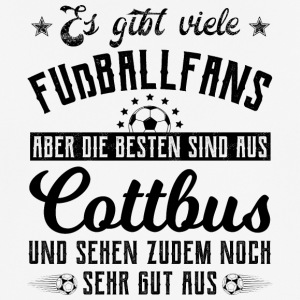 Football T-shirt - Cottbus gift - mannen T-shirt ademend