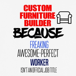 Custom furniture builder - Men's Breathable T-Shirt