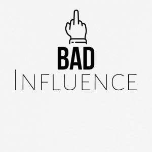 Bad Influence - Camiseta hombre transpirable