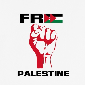 FREE PALESTINE - Men's Breathable T-Shirt