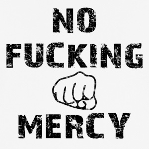 NO MERCY - Men's Breathable T-Shirt