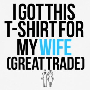 I got this tshirt for my wife - Men's Breathable T-Shirt
