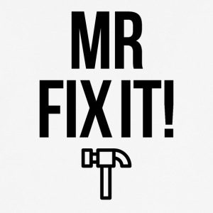Mister Fix it - Pustende T-skjorte for menn