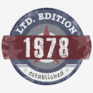 LtdEdition 1978 - Camiseta hombre transpirable