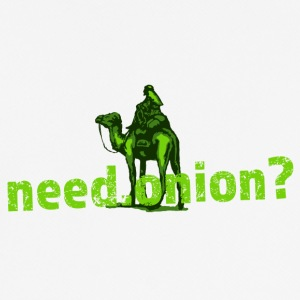 "Silkroad ""Need.Onion?"" - Herre T-shirt svedtransporterende"